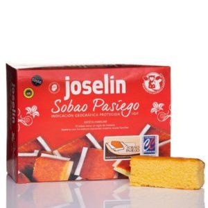 Sobaos Joselín paquete de 12 unidades