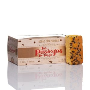 Sobaos con pepitas de chocolate Los Pasiegos de Diego