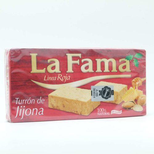 Comprar turron blando barato de Jijona La Fama 150 grs
