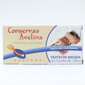 Conservas avelina comprar octavillo anchoas 50 grs