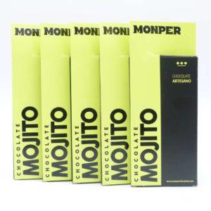 Pack ahorro 5 tabletas Monper Mojito