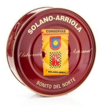 Anchoas Solano Arriola a domicilio | Compra online anchoas Solano Arriola
