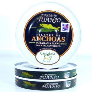 PROMOCION 3 latas de anchoas Juanjo 180 gramos mejor precio garantizado