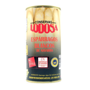 Comprar espárragos blancos de Navarra Conservas Lodosa 10-12 frutos