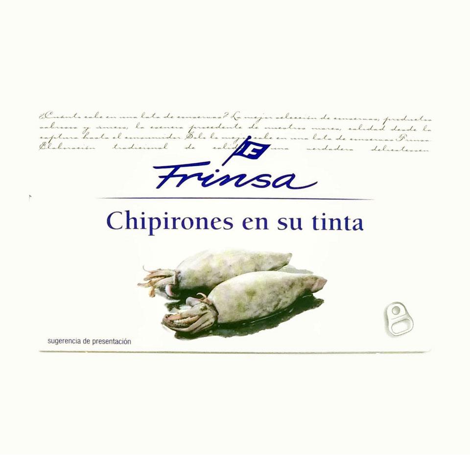 Comprar chipirones en su tinta Frinsa