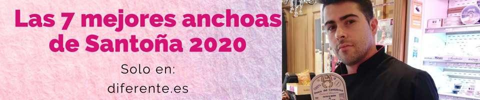 Anchoas de Santoña, las 7 mejores del año