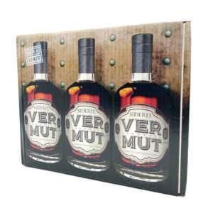 Caja de 6 botellas de Vermut Siderit