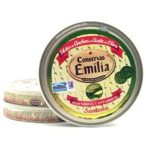 Ahorro 3 latas de 180 grs de anchoas Emilia