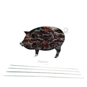 Promoción 5 sobres de Cecina de lidia de 100 grs