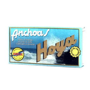 Anchoas conservas Hoya lata pequeña octavillo