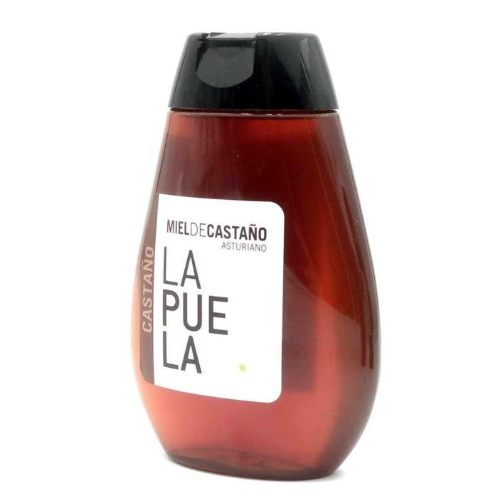 Miel natural de castaño asturiano La Puela