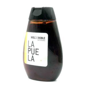 Miel artesana de roble asturiano La Puela