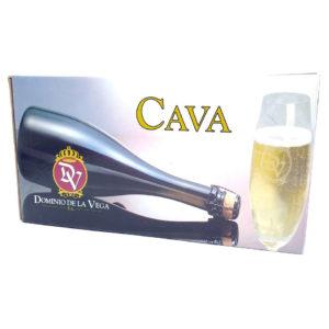 OFERTA caja de 6 botellas de cava Idilicum Brut Reserva