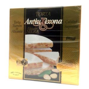 Comprar torta de turrón de Alicante Antiu Xixona calidad suprema al mejor precio online