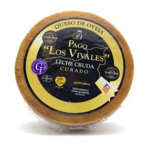Comprar queso de leche cruda Pago los Vivales