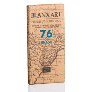 Chocolate Blanxart 76 % cacao origen brasil