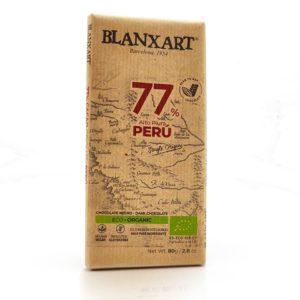 Blanxart chocolate 77% Perú