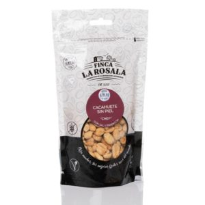 Comprar cacahuetes tostados sin piel Finca la Rosala