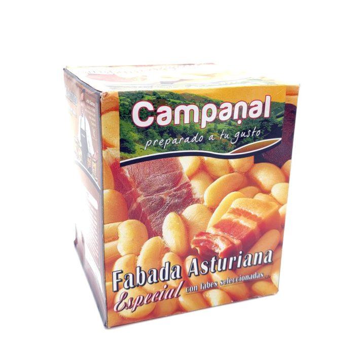 Fabada asturiana campanal jesus sanchez cenador de amos