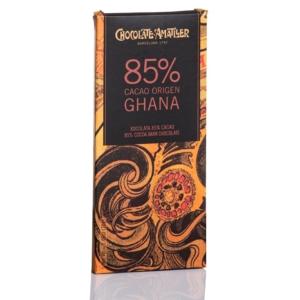 Compra chocolate amatller tableta 85 cacao ghana a domicilio