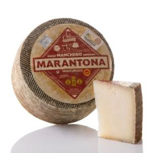 Comprar queso manchego Marantona semicurado online