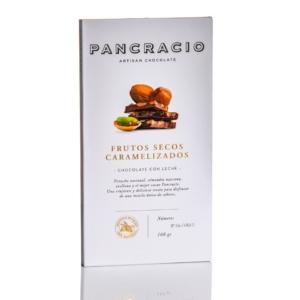 pancracio chocolate con frutos secos caramelizados al mejor precio