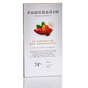 Chocolate Pancracio 74 % cacao República Dominicana online