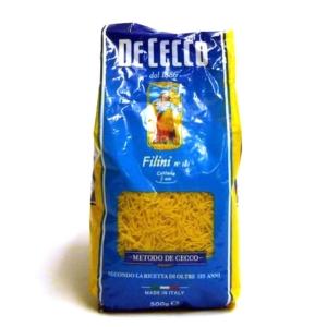 Pasta Italiana De Cecco Filini online