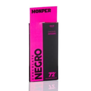 Comprar chocolate Monper negro 72 %