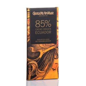 Comprar Tableta de chocolate Amatller Ecuador 85% cacao online
