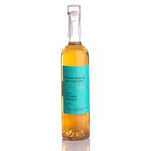 Licor de orujo de limón Ecológico Justina de Liébana