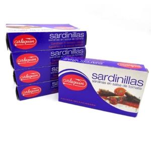 OPORTUNIDAD Sardinillas en tomate conservas Arlequín