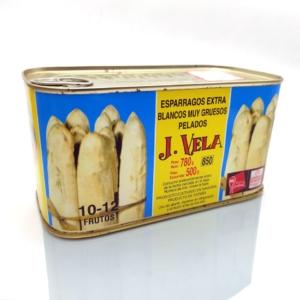 Espárragos blancos de Navarra Joaquín Vela 10-12 frutos online