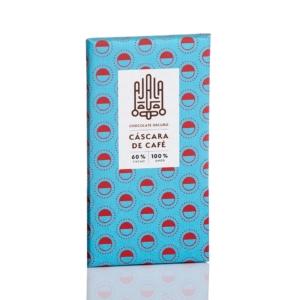 Chocolate Ajala con cascara de café al mejor precio