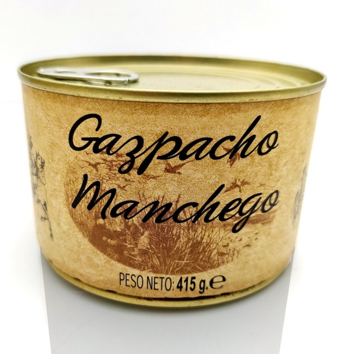 comprar online gazpacho manchego conservas huertas al mejor precio