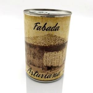 Fabada asturiana conservas Huertas a domicilio