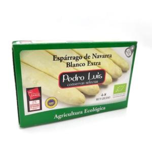 Comprar Espárrago de Navarra extra conservas Pedro Luis 4-8 muy gruesos