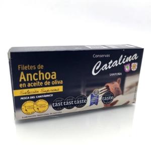 Comprar octavillo de anchoas catalina online