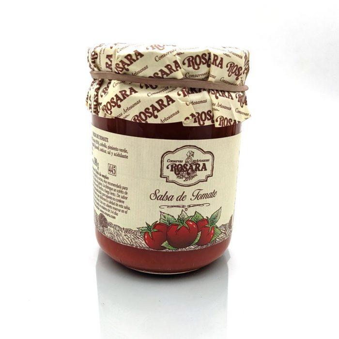 Salsa de tomate casero rosara a domicilio